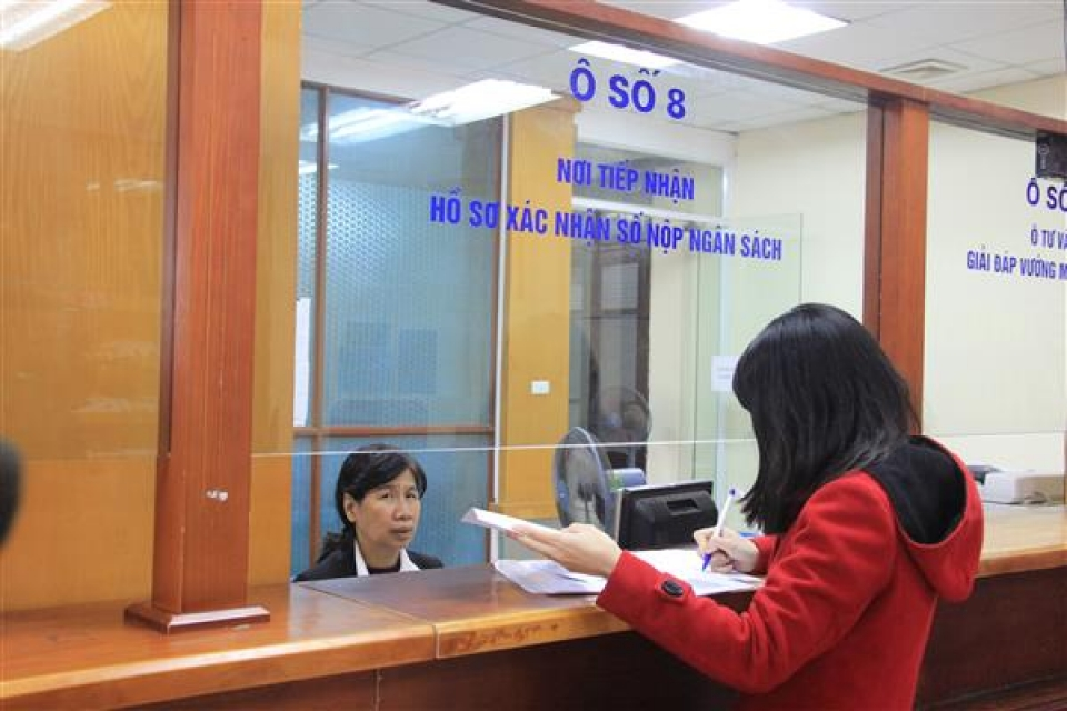 urging businesses to pay tax debt of vnd 5 million or more