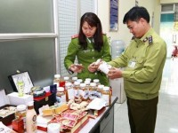 prevention of counterfeit goods in food safety field needs to be more drastically implemented
