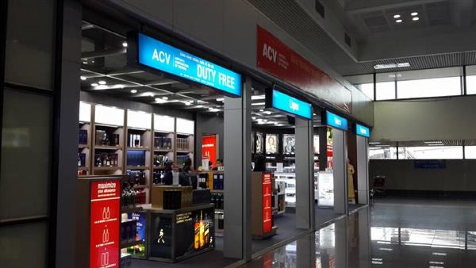 enterprises that have many duty free shops are permitted to select site for customs procedures