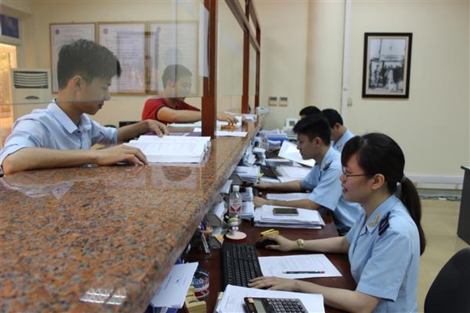 restructuring team and group level in customs branches of quang ninh and tay ninh customs department