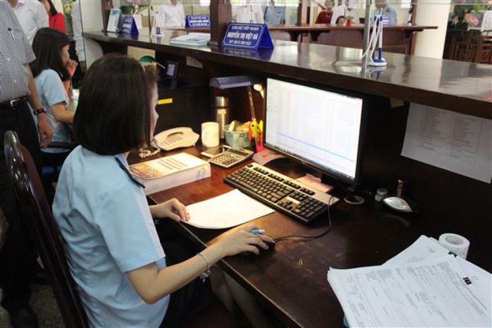 ha noi customs strives for enterprise satisfaction rate of 95