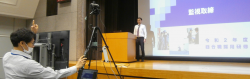 Japan Customs conducts online induction training for new recruits