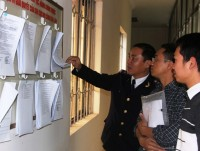 quang ninh customs department providing many effective solutions to assist enterprises