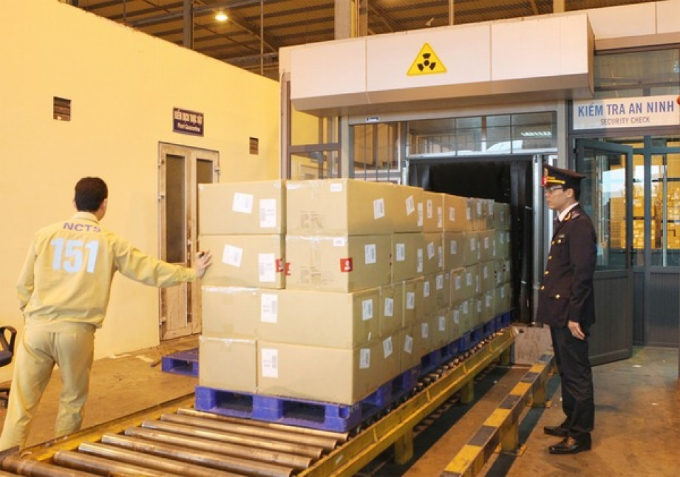 experience from the first customs department streamlining the team level