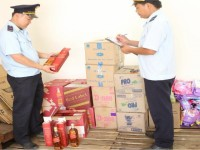 necessity to amend regulations on violations of trading smuggled alcohol