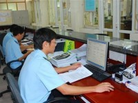 the customs handled over 38 million dossiers via online public service system