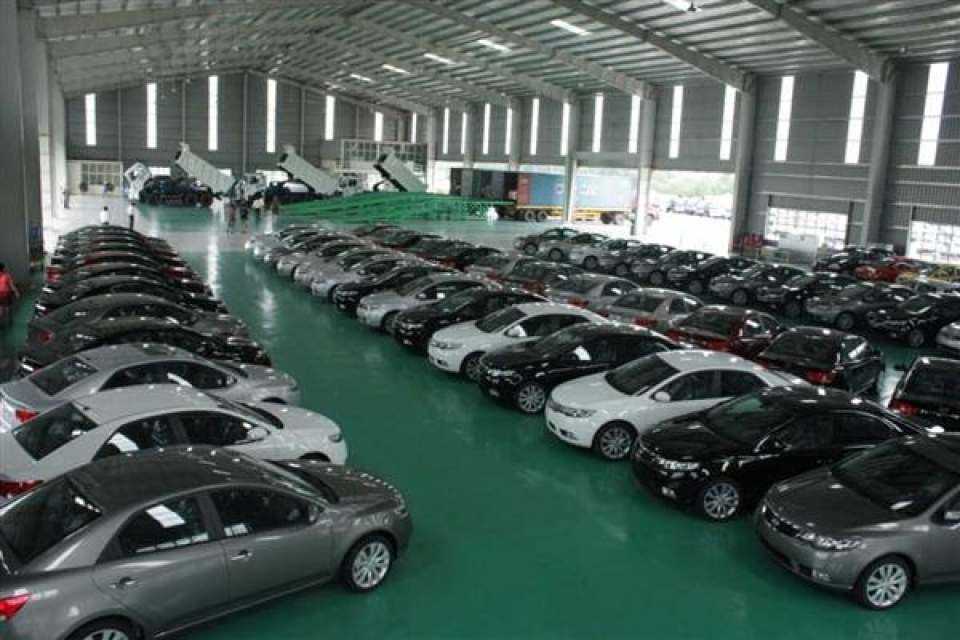ministry of transport reduced 69 of 134 products subject to specialized inspections