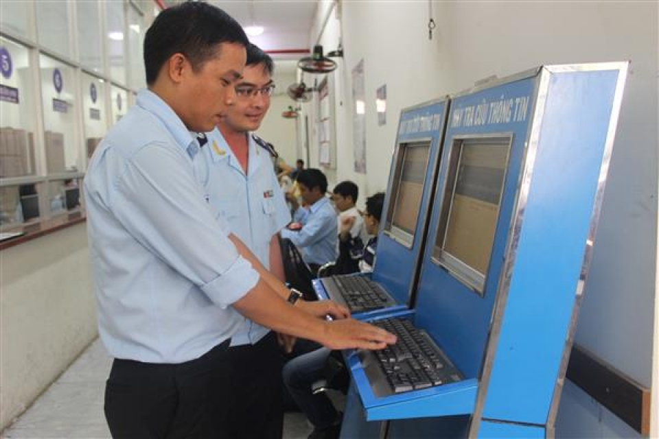 ho chi minh customs department dialogues with nearly 200 fdi enterprises