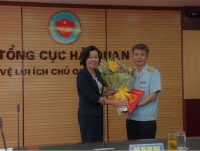 appointing mr mai xuan thanh as deputy director general of vietnam customs