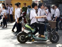 supervision tightened on imported electric motorcycle components