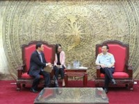 enhance cooperation between customs of vietnam and south korea