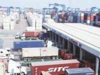 ready for deployment of the automated system for customs management in the largest seaport in the country