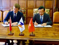 vietnam eaeu signing the protocol on e customs information exchange