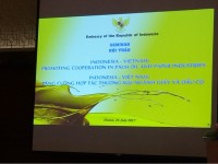 promoting cooperation in palm oil and paper industries between indonesia vietnam
