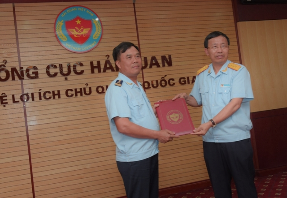 new director of gdvcs personnel and organization department