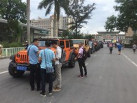 63 times chinese self driving tourist vehicles enter vietnam