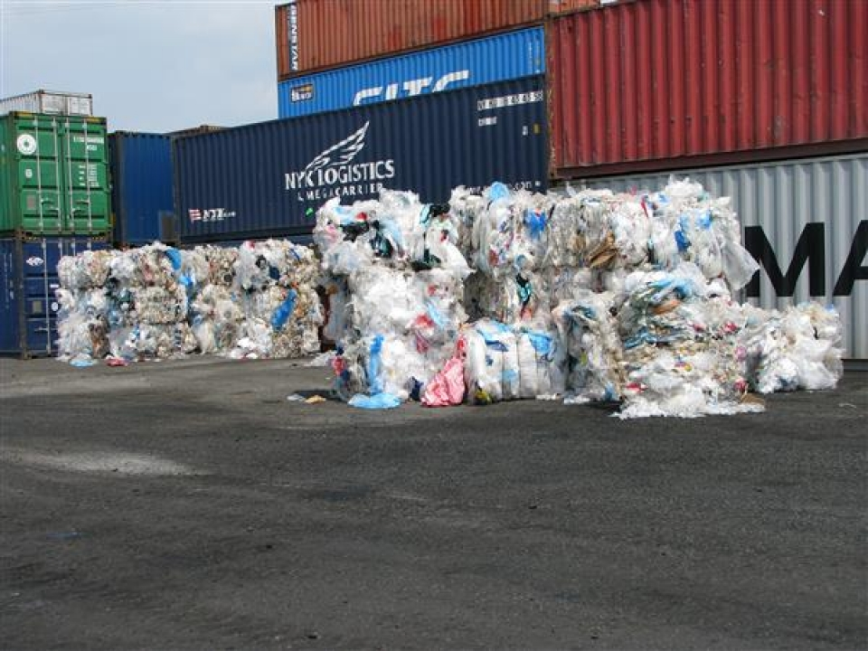 illegal scrap imports will be prosecuted