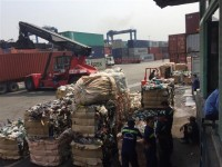 customs is ready for coordination with maritime administration in handling backlogged scraps
