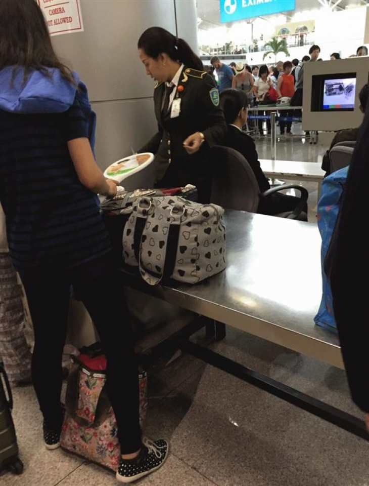 procedural steps for passengers entering and exiting tan son nhat international airport