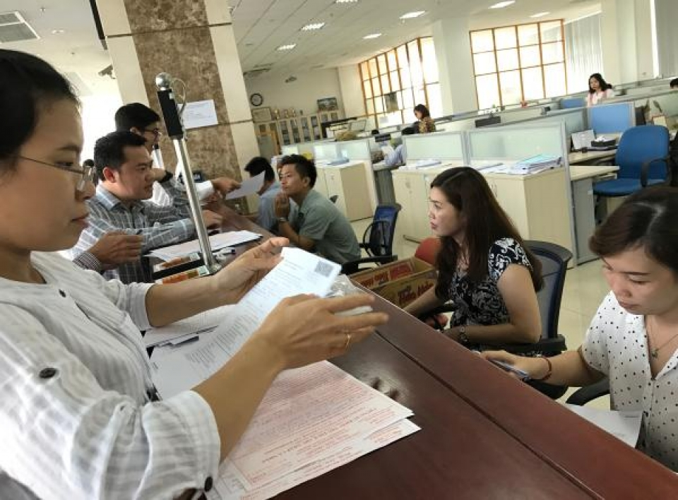 ho chi minh city customs department enhancing rate of e tax collection and refund