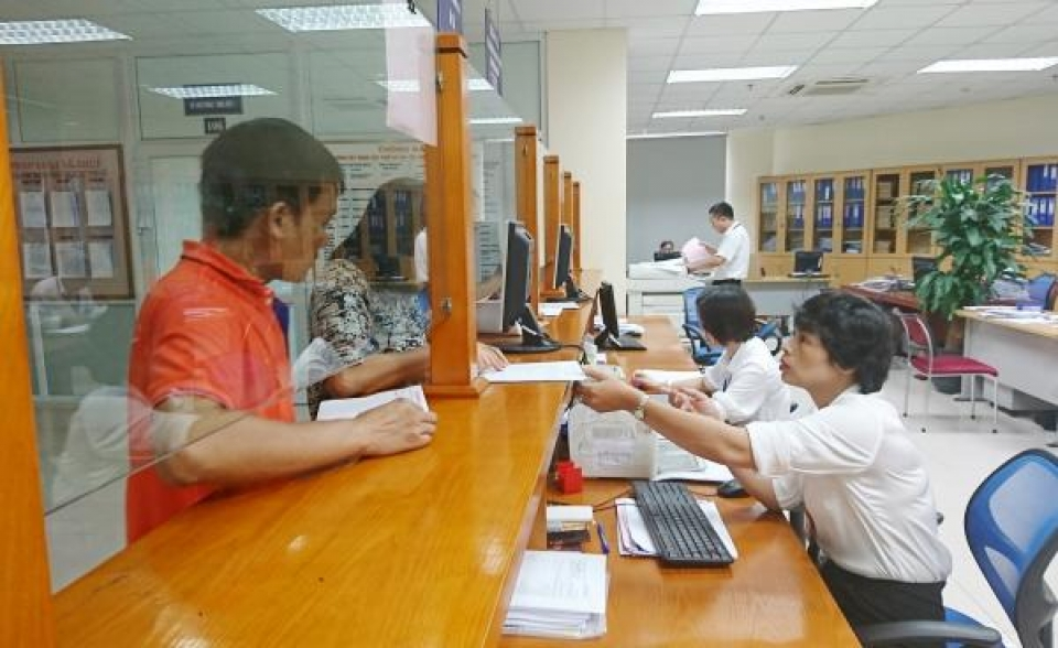 ha noi taxation department implementing e tax refund for 102 businesses