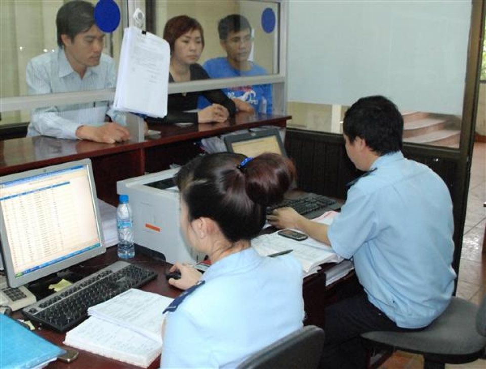 hai phong customs has been requested to report on delay handling for goods subject to specialized inspection