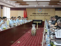 vietnam customs and eu asean discussed about issues of promoting cooperation