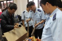 customs actively anti smuggling at the end of 2016