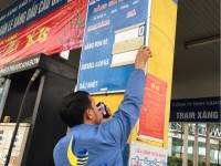 the fuel price stabilization fund remains at 22 trillion vnd