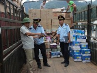 lang son province makes a strategic plan to prevent contraband shipments