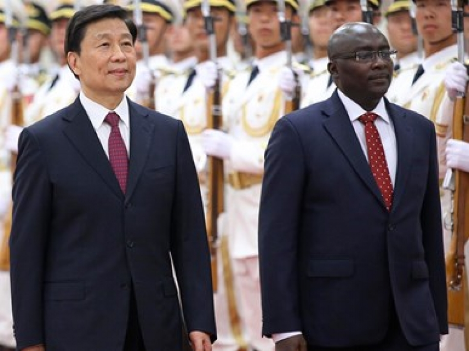 china offers uganda 30m grant to support customs modernization