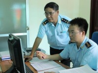 bac ninh customs examines the differences of raw materials records and collects over 2 billion vnd of tax arrears