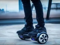 the self balancing scooter attracts import duty of 65