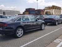 over 450 billion vnd of tax will be collected by the customs from nearly imported 400 audi cars