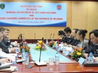 vietnam belarus customs strengthen cooperation in information exchange in the customs field