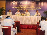 the ho chi minh city dialogue system answers more than 1200 questions of enterprises
