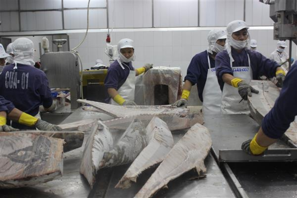 seafood export enterprises to benefit from the reduced import tariffs of china