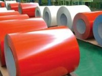 discussion on safeguard duty for imported painted galvanized steel sheet