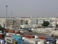 remove obstacles and reduce goods congestion for cat lai port