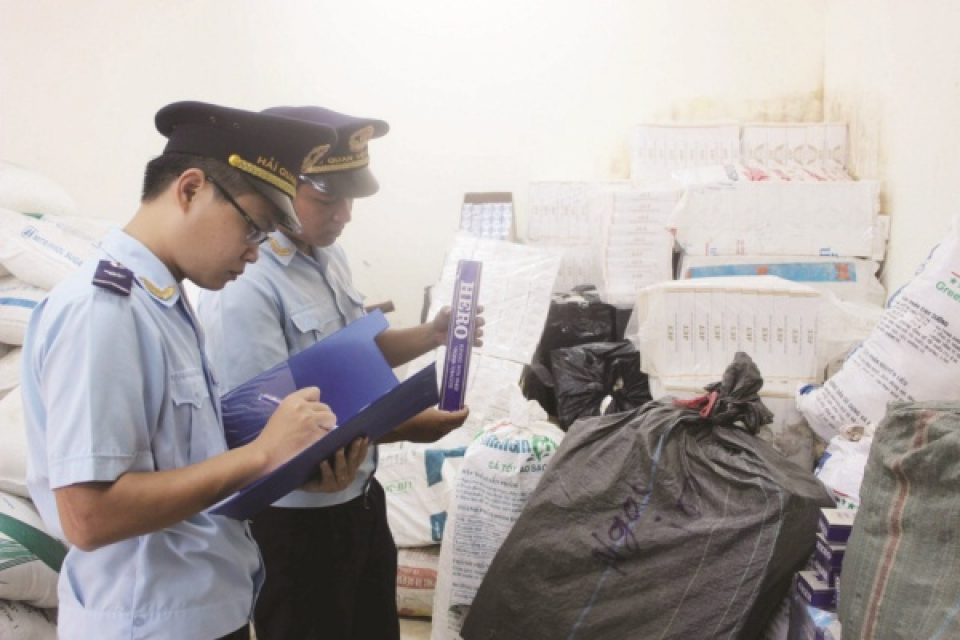 binh duong strictly control smuggling trade fraud duringtet
