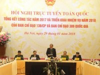 deputy prime minister truong hoa binh crimes are blatant