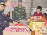 tightening anti smuggling activities over tet 2017