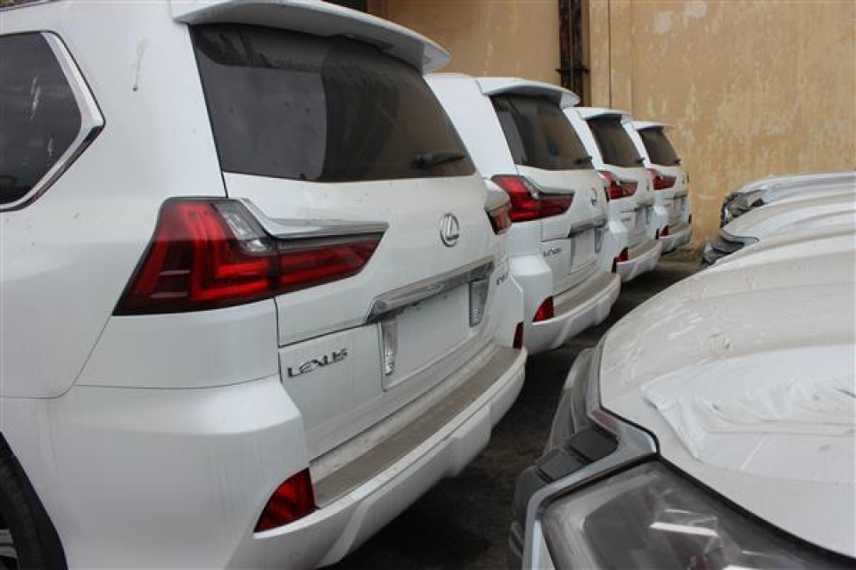 wto commitments only tariff on cars has not been cut up