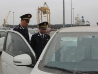 origin of imported cbu cars strictly inspected