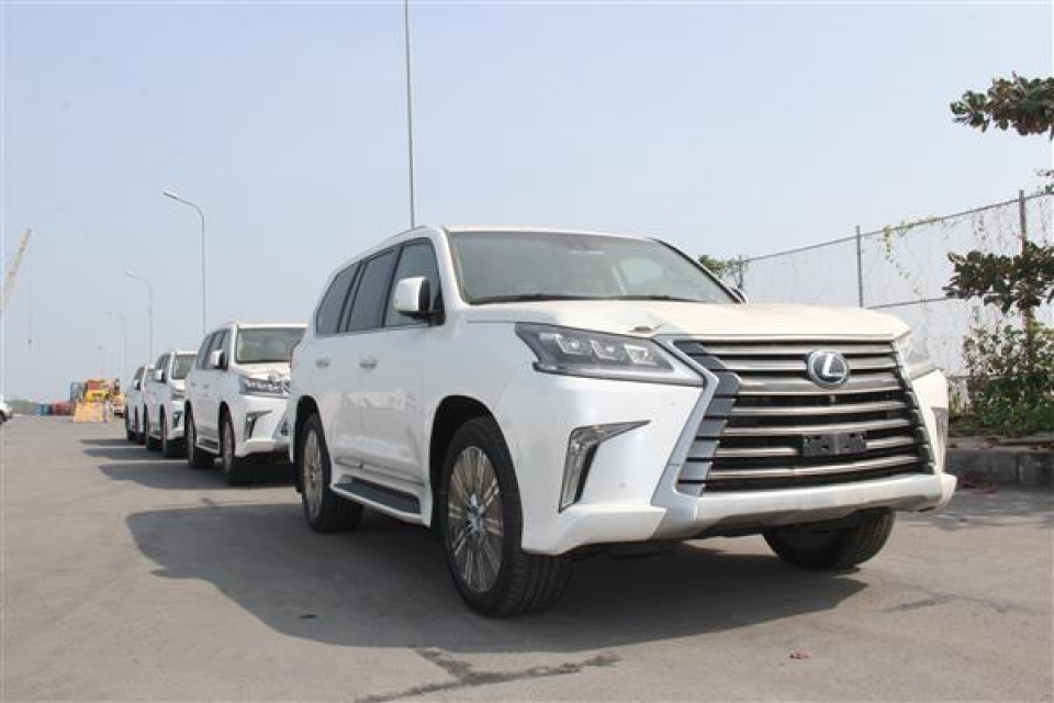 the car imports by toyota the company has been temporarily released its goods