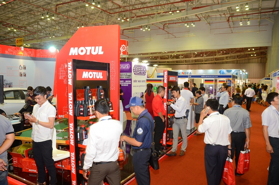 automechanika ho chi minh city demonstrates its capabilities with a highly anticipated 2018 fringe programme