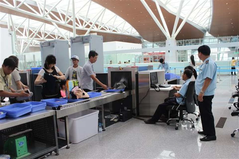 decree 59 removes specialized management procedures for entry luggage