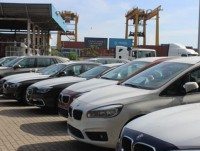 72 bmw cars already exist in the cmit port