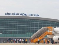 arranging enough officers to inspect and supervise international flights at tho xuan airport thanh hoa