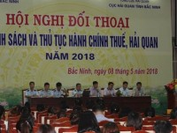 bac ninh customs commit to provide maximum support to enterprises
